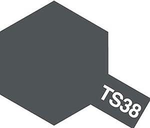 タミヤ スプレー No.38 TS-38 ガンメタル 85038