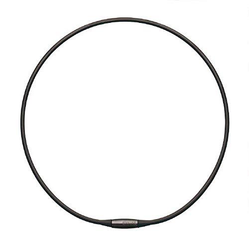 TDK EXNAS (エクナス) D1 磁気ネックレス (50cm, ブラック)