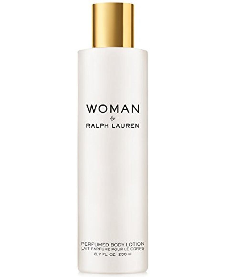 名誉ある暗殺者いつもWoman (ウーマン) 6.7 oz (200ml) Perfumed Body Lotion(ラルフ ローレン)