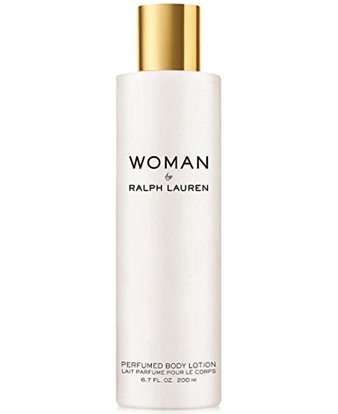 賠償拡大するサイクロプスWoman (ウーマン) 6.7 oz (200ml) Perfumed Body Lotion(ラルフ ローレン)