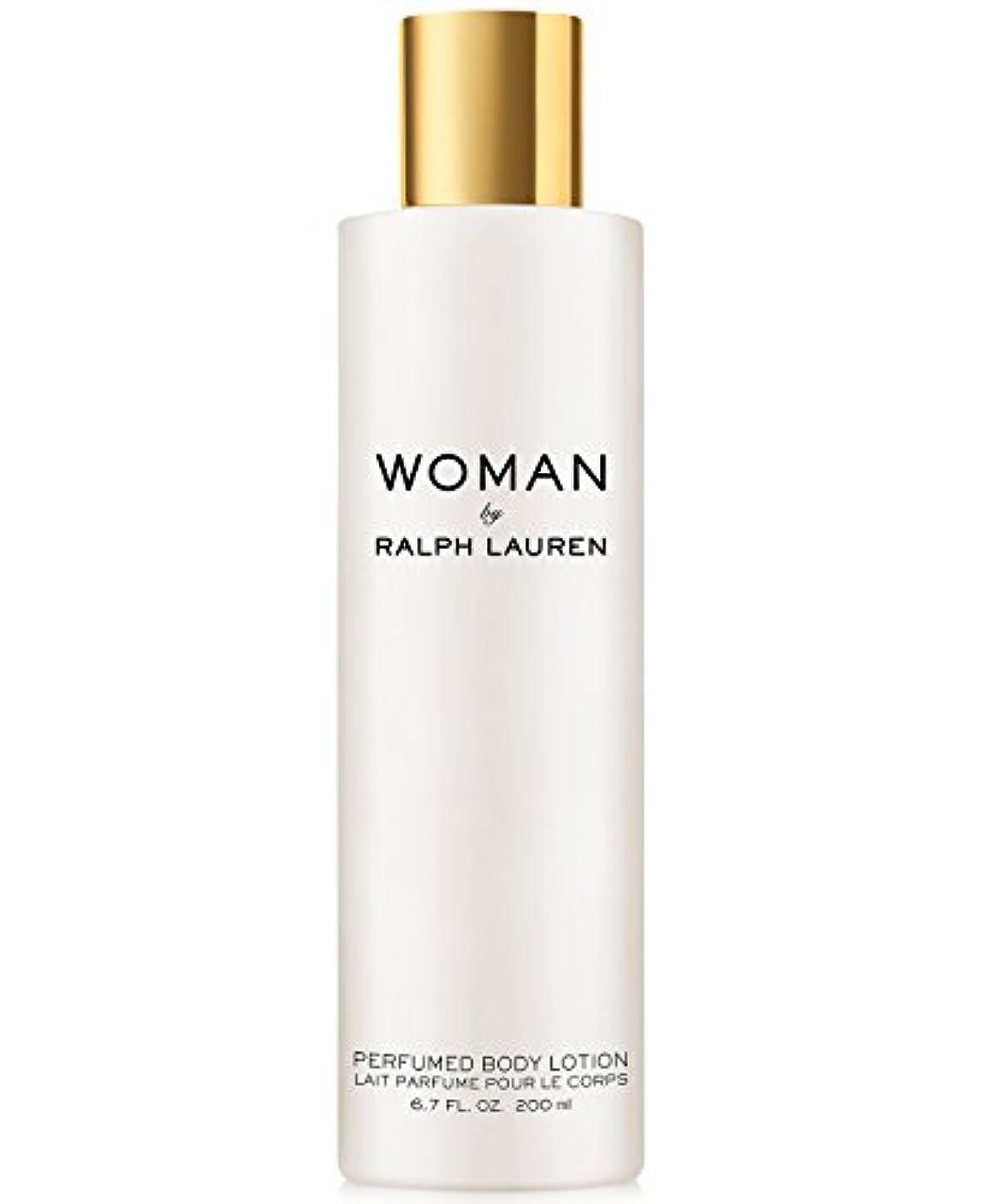 Woman (ウーマン) 6.7 oz (200ml) Perfumed Body Lotion(ラルフ ローレン)