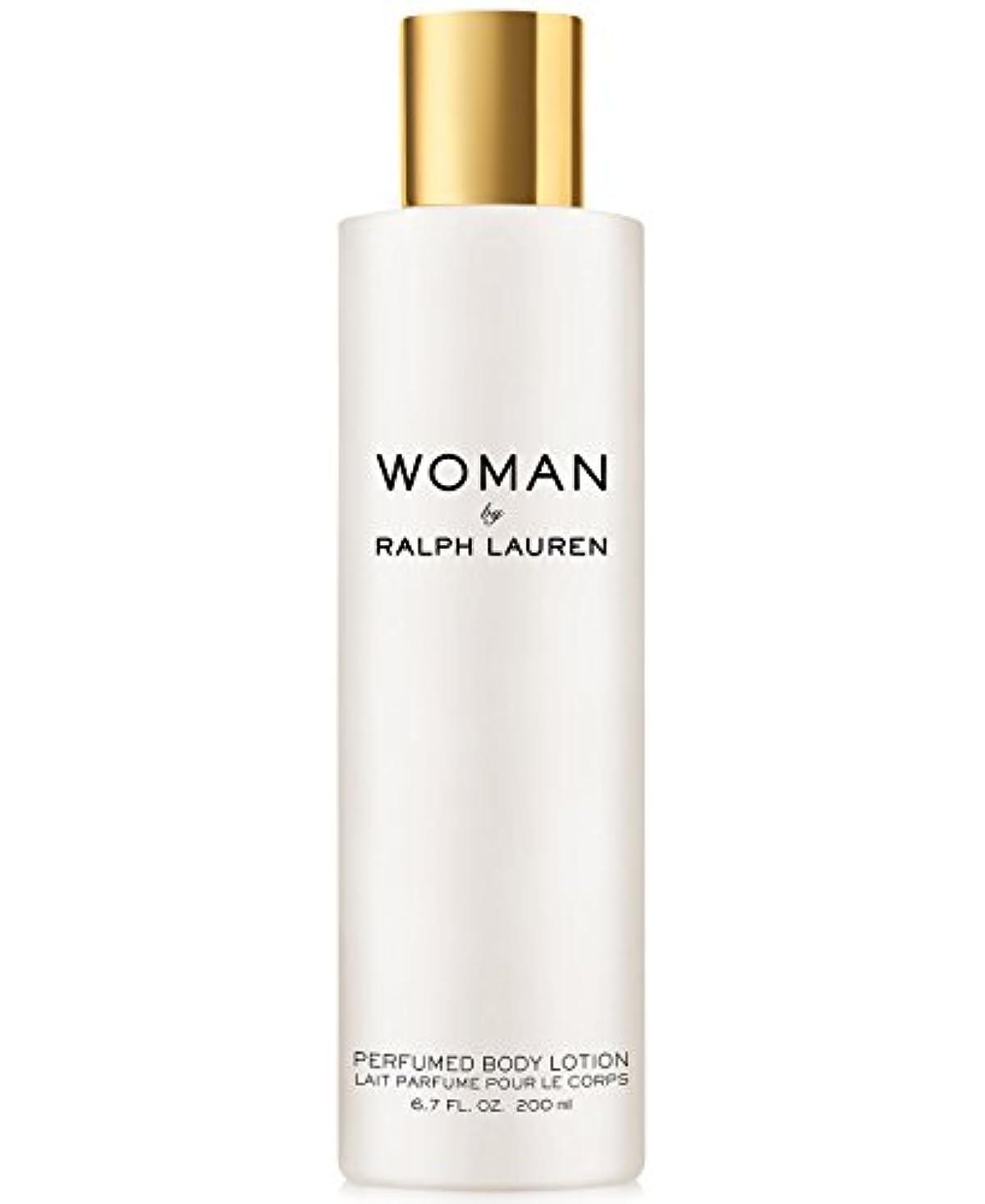 徹底偽善ジュラシックパークWoman (ウーマン) 6.7 oz (200ml) Perfumed Body Lotion(ラルフ ローレン)