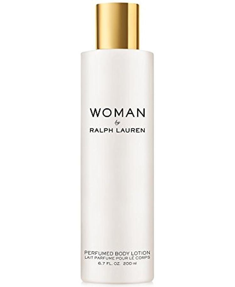 前売世界ごちそうWoman (ウーマン) 6.7 oz (200ml) Perfumed Body Lotion(ラルフ ローレン)