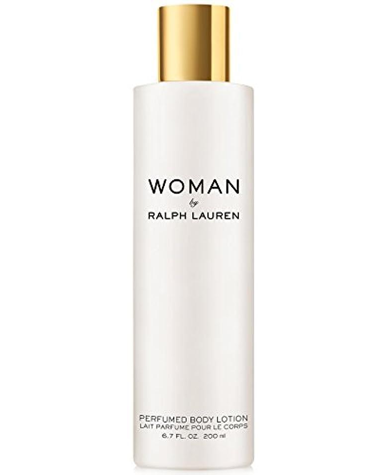 征服二次不公平Woman (ウーマン) 6.7 oz (200ml) Perfumed Body Lotion(ラルフ ローレン)