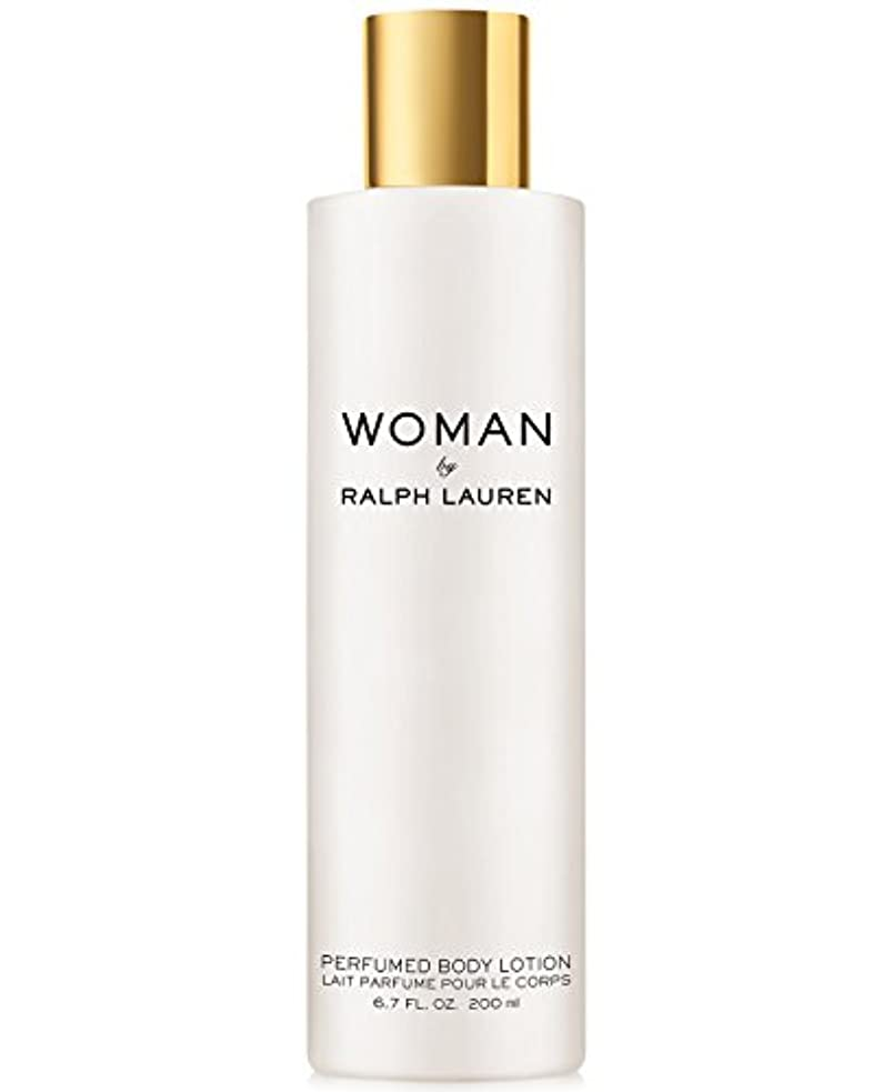 侵略共感する持参Woman (ウーマン) 6.7 oz (200ml) Perfumed Body Lotion(ラルフ ローレン)