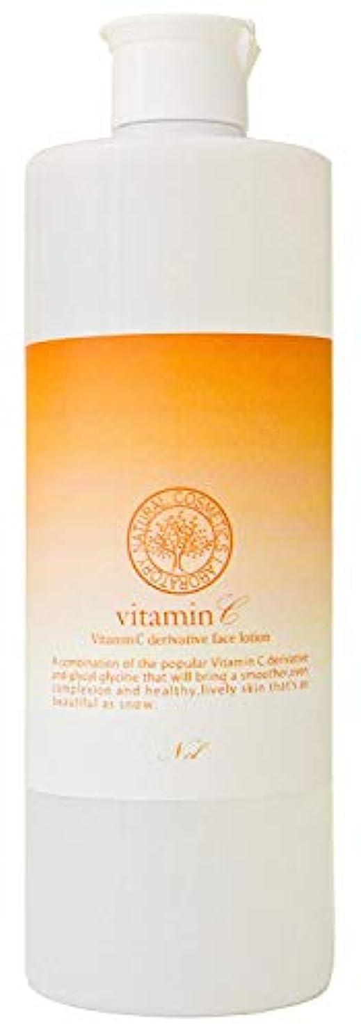 雄大なピストル一掃する自然化粧品研究所 ビタミンC誘導体化粧水 500ml ビタミンC誘導体 グリシルグリシン配合