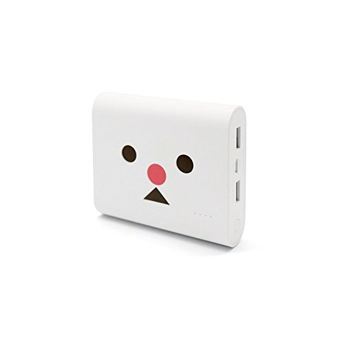 cheero Power Plus 3 13400mAh DANBOARD 大容量 #x30e2;#x30d0;#x30a4;#x30eb;#x30d0;#x30c3;#x30c6;#x30ea;#x30fc; iPhoneAndroid対応 2#x30dd;#x30fc;#x30c8;Auto-IC機能搭載 (#x30b9;#x30ce;#x30fc;#x30de;#x30f3;#x30db;#x30ef;#x30a4;#x30c8;) CHE-067-WH