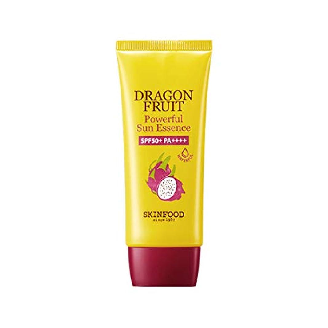 分配します面倒割り当てSkinfood ドラゴンフルーツパワフルサンエッセンスSPF50 + PA +++ / Dragon Fruit Powerful Sun Essence SPF50+ PA+++ 50ml [並行輸入品]