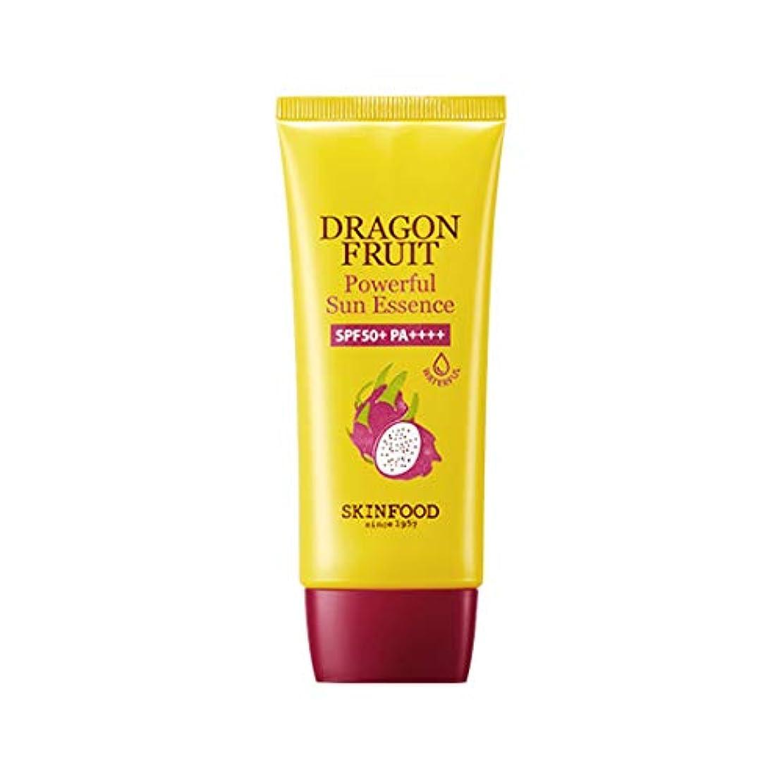リーガンはい九月Skinfood ドラゴンフルーツパワフルサンエッセンスSPF50 + PA +++ / Dragon Fruit Powerful Sun Essence SPF50+ PA+++ 50ml [並行輸入品]