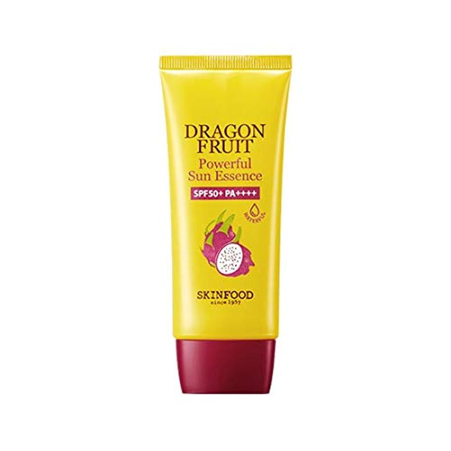 学んだ起業家賭けSkinfood ドラゴンフルーツパワフルサンエッセンスSPF50 + PA +++ / Dragon Fruit Powerful Sun Essence SPF50+ PA+++ 50ml [並行輸入品]