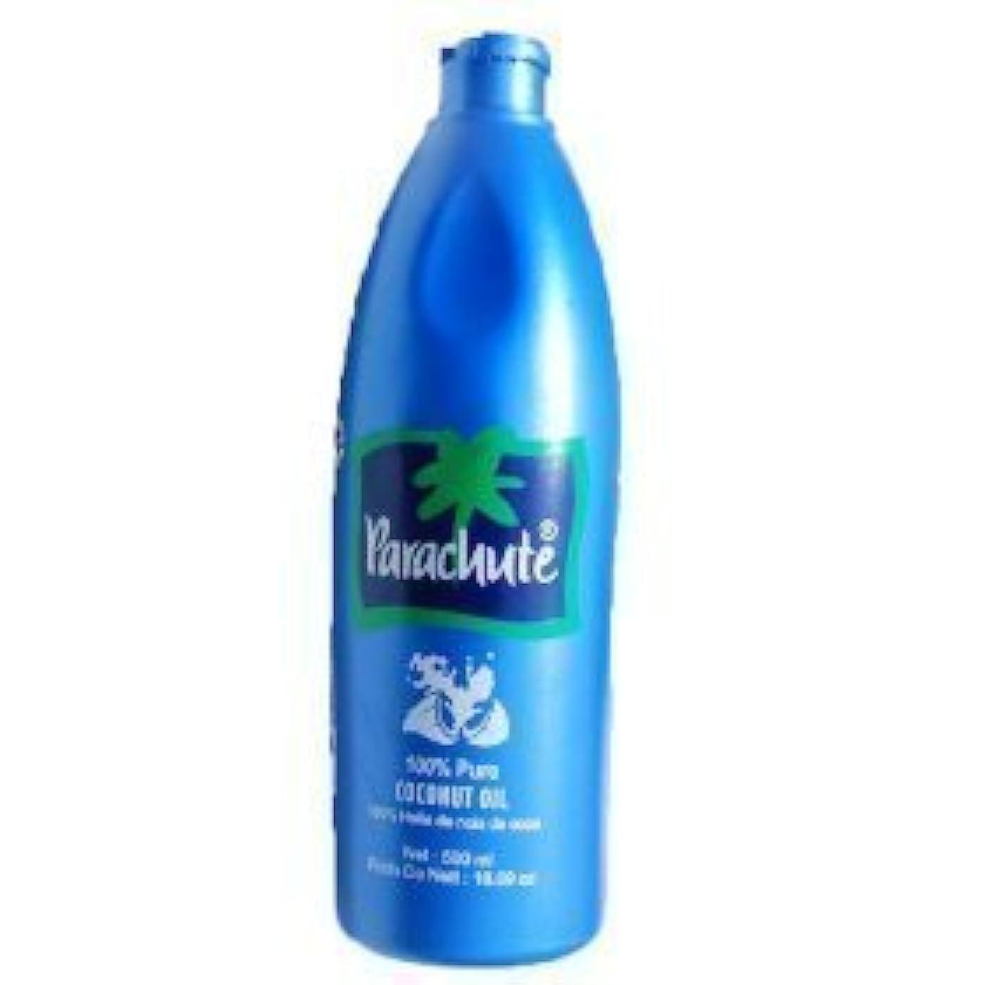 警告割り込み年次Parachute Coconut Hair Oil -100 Ml by Parachute