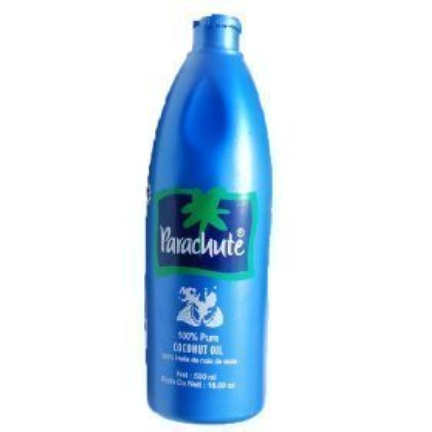 光沢のある三角形過剰Parachute Coconut Hair Oil -100 Ml by Parachute