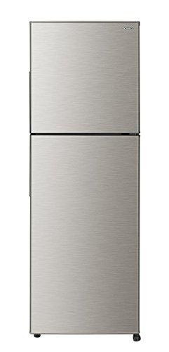 シャープ SHARP 冷蔵庫(幅54.5cm) 225L 右開き 2ドア SJ-D23D-S