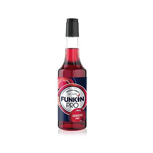 Funkin グレナデンシロップ50Cl - Funkin Grenadine Syrup 50cl [並行輸入品]
