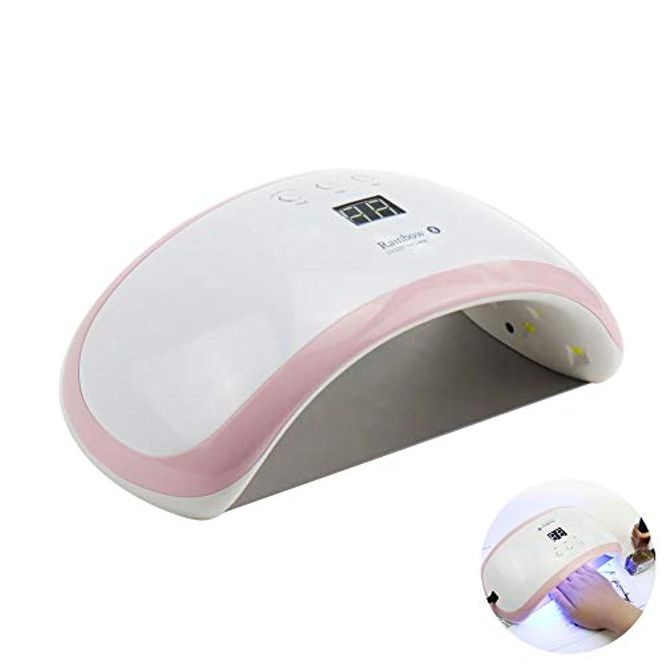 カビサンダル魔女UV LEDネイルドライヤープロフェッショナルライトセラピーマニキュアランプジェルポリッシュを硬化させるためのスマート紫外線器具
