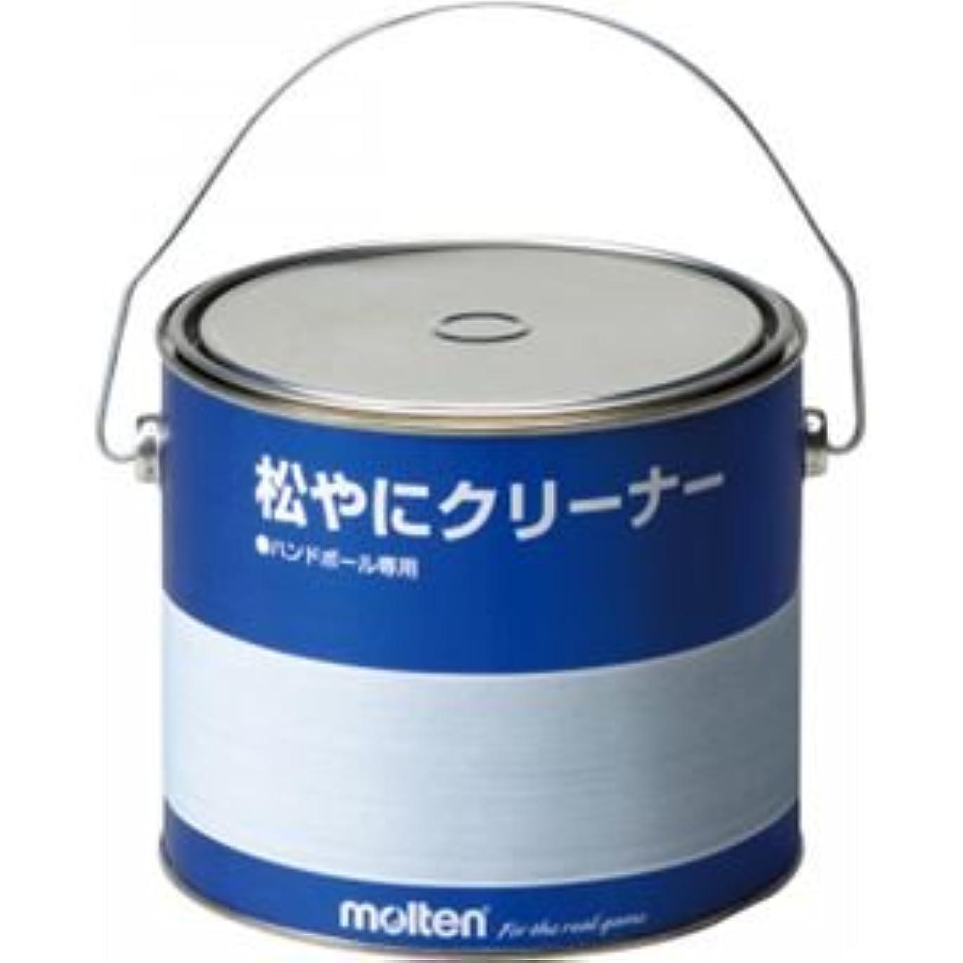 クランプ病封建molten(モルテン) 徳用松やにクリーナー RECL(ハンドボール専用滑り止め)