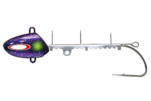JACKALL(ジャッカル) テンヤ アンチョビドラゴンテンヤ 30号 ドラゴンパープル.