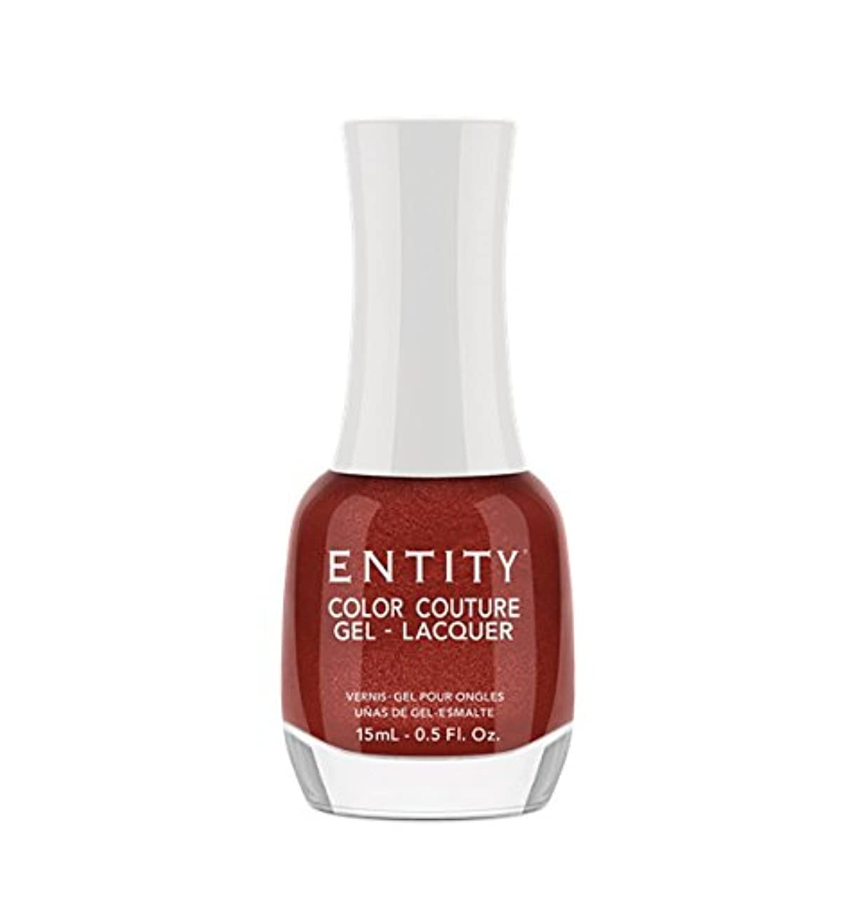 考古学彫刻彫刻家Entity Color Couture Gel-Lacquer - All Made Up - 15 ml/0.5 oz