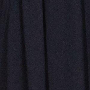 Sweet Mommy Vネック とろみシルエットワンピ スリットスリーブ プチマキシ ブラウジング ウエストゴム調節 リボン取り外し可 ポケット付き 春 夏 ママワンピ 授乳服 マタニティ 産前産後/M/ブラック