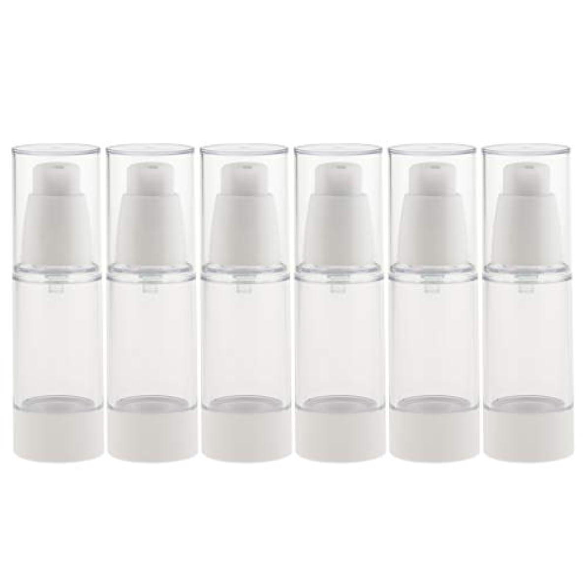 なる燃やす出身地6個 真空スプレーボトル ミストボトル 真空ボトル コスメ 詰替え容器 旅行小物 便利 2サイズ選べ - 30ミリリットル