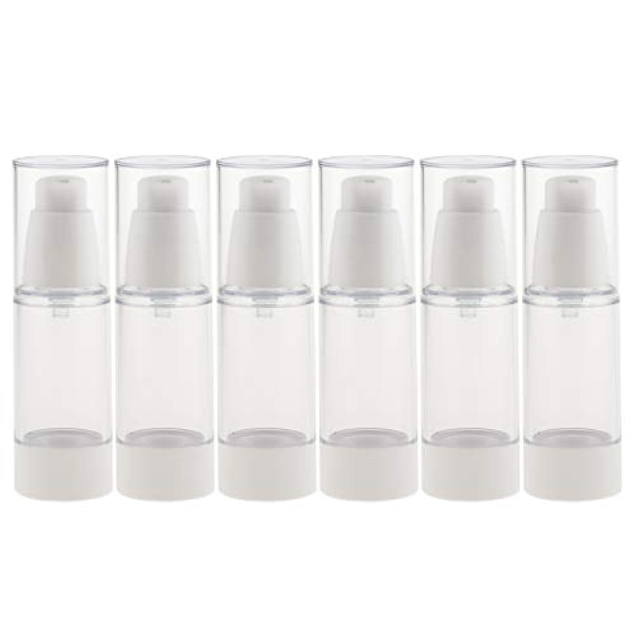 しがみつく事務所鳥6個 真空スプレーボトル ミストボトル 真空ボトル コスメ 化粧品 2サイズ選べ - 30ミリリットル