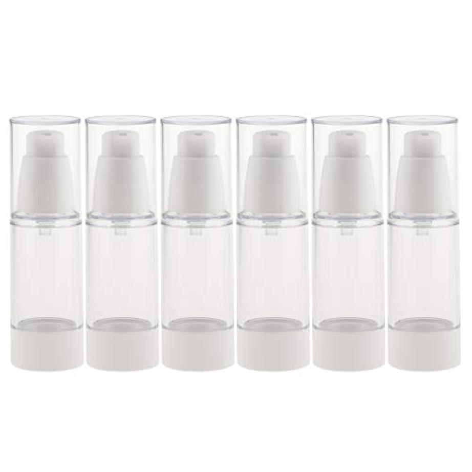 ベルハーフ傾斜6個 真空スプレーボトル ミストボトル 真空ボトル コスメ 詰替え容器 旅行小物 便利 2サイズ選べ - 30ミリリットル