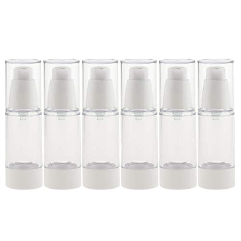 郵便くびれたポゴスティックジャンプ6個 真空スプレーボトル ミストボトル 真空ボトル コスメ 化粧品 2サイズ選べ - 30ミリリットル