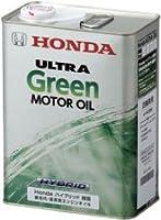 Honda「ホンダ」純正エンジンオイル ウルトラGreen 4L