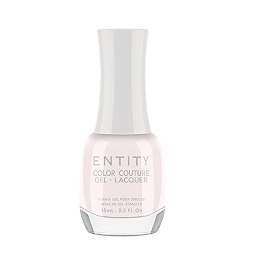 憧れ世界的に必要条件Entity Color Couture Gel-Lacquer - Sheer Perfection - 15 ml/0.5 oz