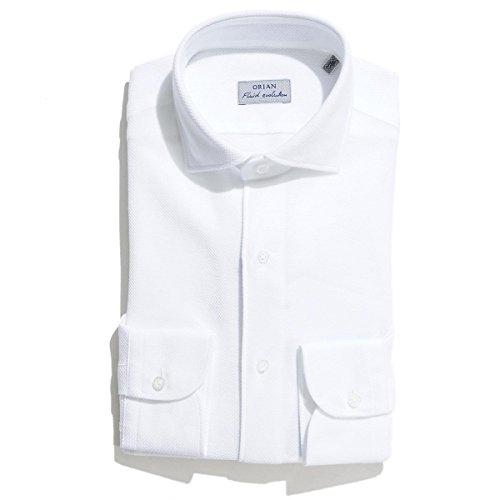 (オリアン) ORIAN ワイドカラー シャツ 37サイズ F...