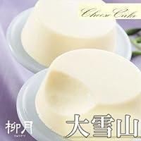 柳月 大雪山 チーズのムースケーキ 6個入 [その他]【常】