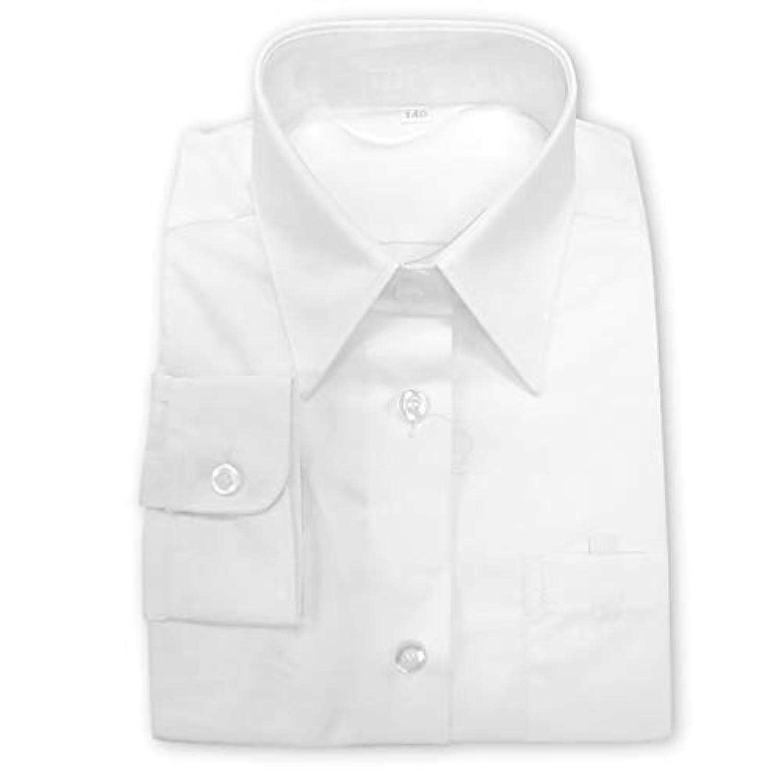ASHBERRY (アッシュベリー) 形態安定Yシャツ?女子長袖スクールシャツ/カッターシャツ/ワイシャツ/女子ブラウス/