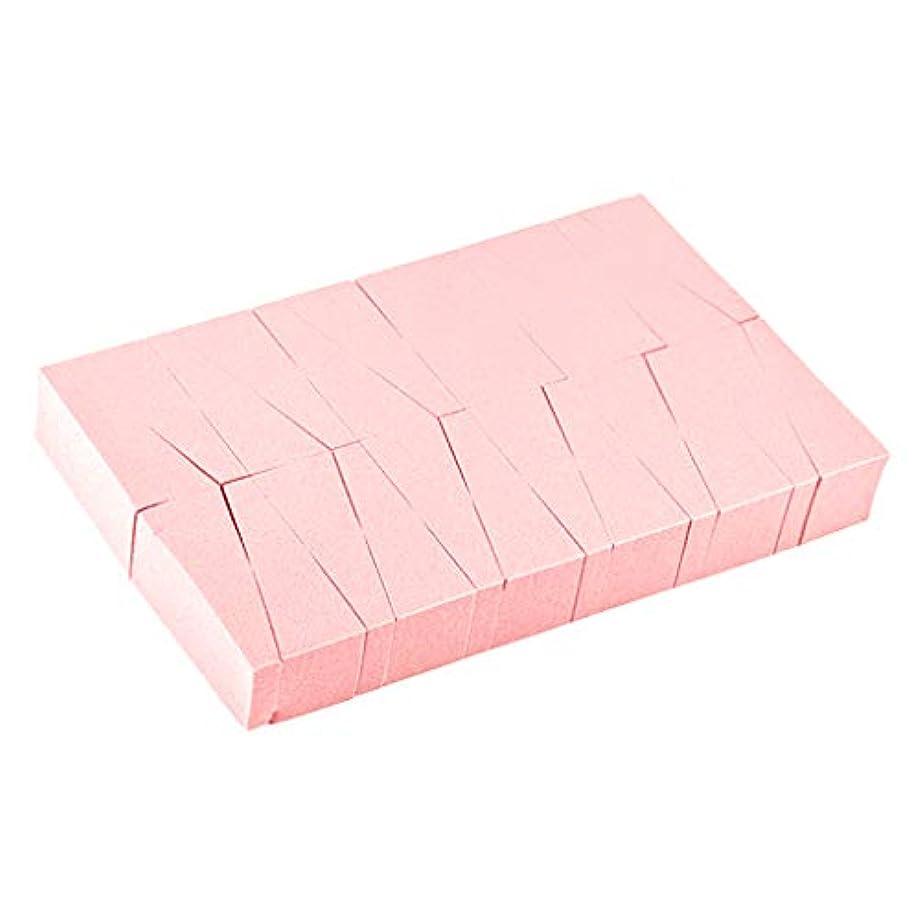 作家恵みむちゃくちゃToygogo 化粧パフ スポンジ 化粧スポンジ パウダーパフ メイクパフ メイクアップ メイク落とし 全2カラー - ピンク