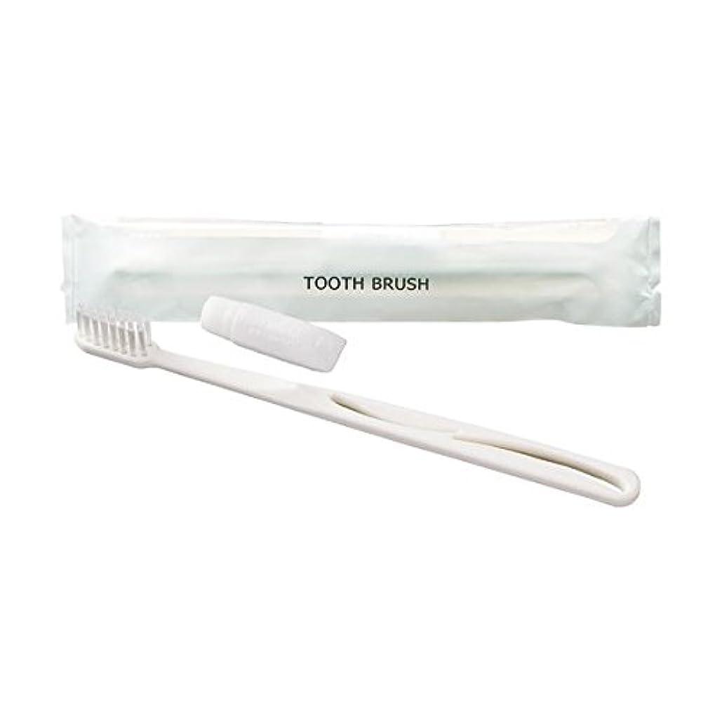 微視的お手入れ代数ミノルトレイド 歯ブラシセット 1セット(50個) (×3セット)