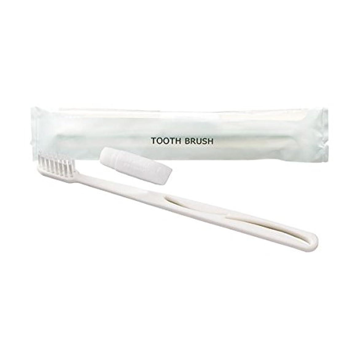 デッキあえて精緻化ミノルトレイド 歯ブラシセット 1セット(50個) (×3セット)