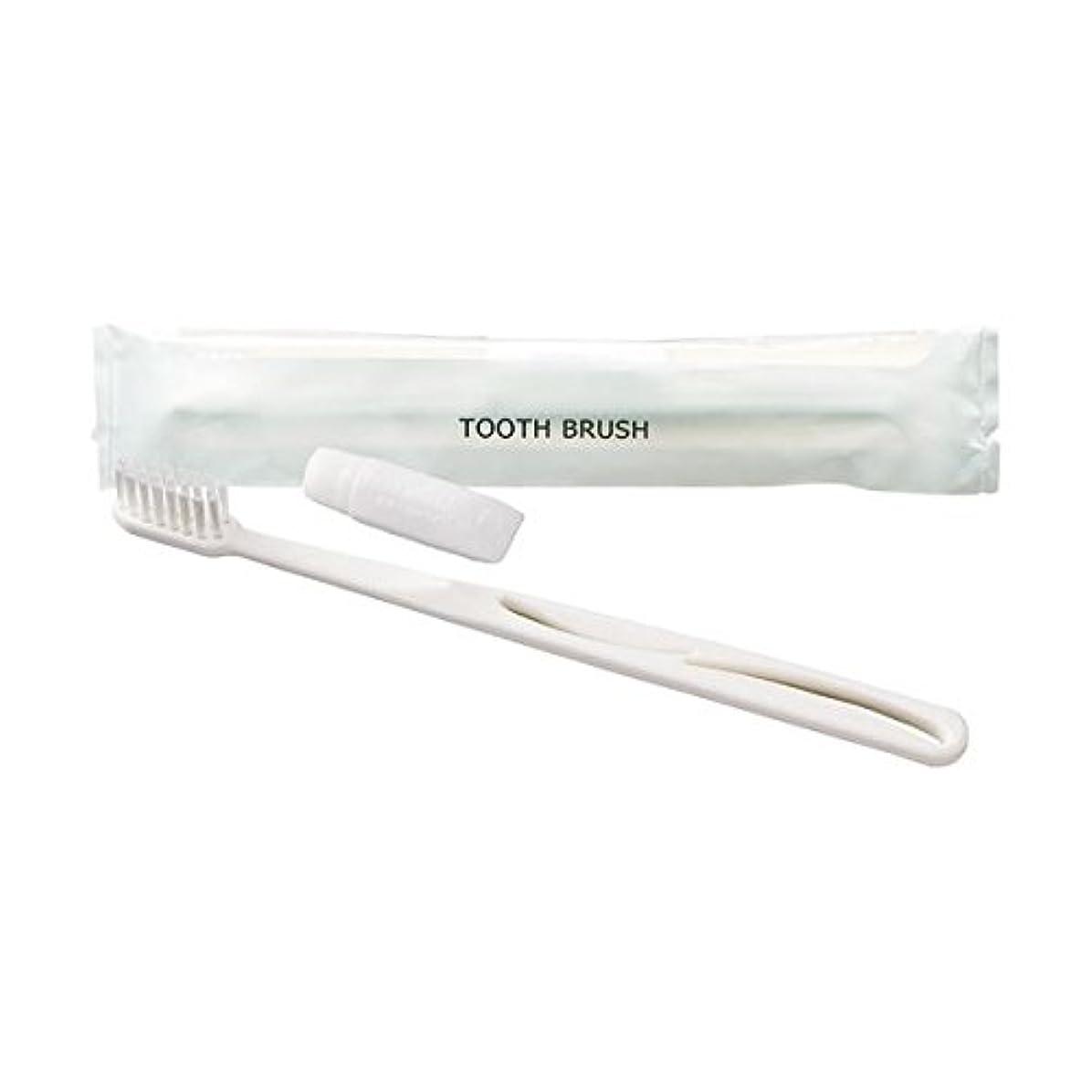 十礼拝内向きミノルトレイド 歯ブラシセット 1セット(50個) (×3セット)