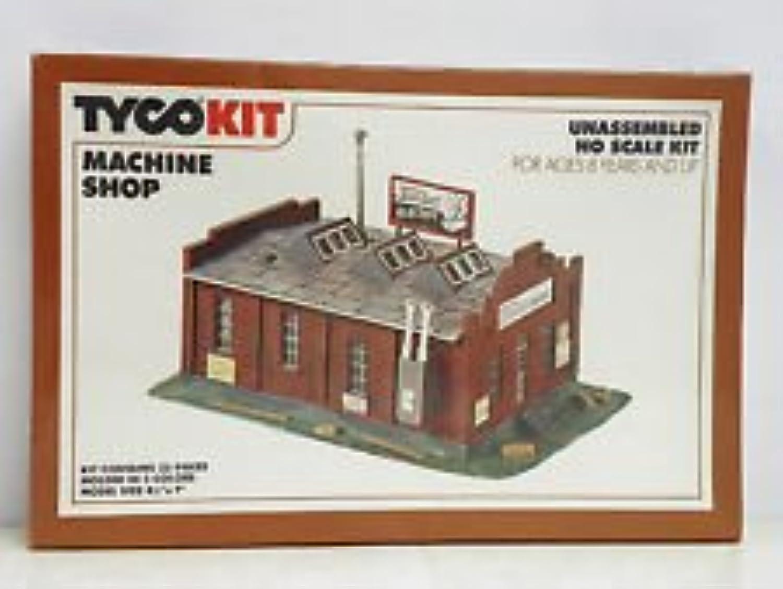 HoスケールTycoキットMachine Shop no. 7764
