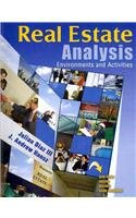 Download Real Estate Analysis: Environments and Activities 0757579361