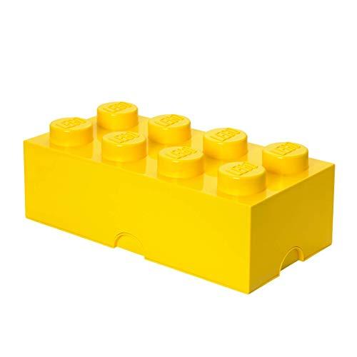 LEGO 収納BOX 8 イエロー 40041732...