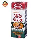 えひめ飲料 POM(ポン) ポンジュース200ml紙パック×24(12×2)本入
