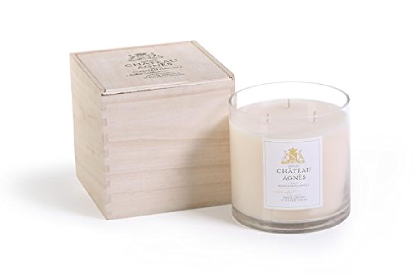 ジャムパイル容疑者Pinot Grigio & Chardonnay Scented 3- Wick Candle Jar