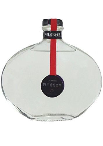 【白百合醸造】ロリアン 内田葡萄焼酒(うちだぶどうやきしゅ) ベーリーA 200ml ブランデー