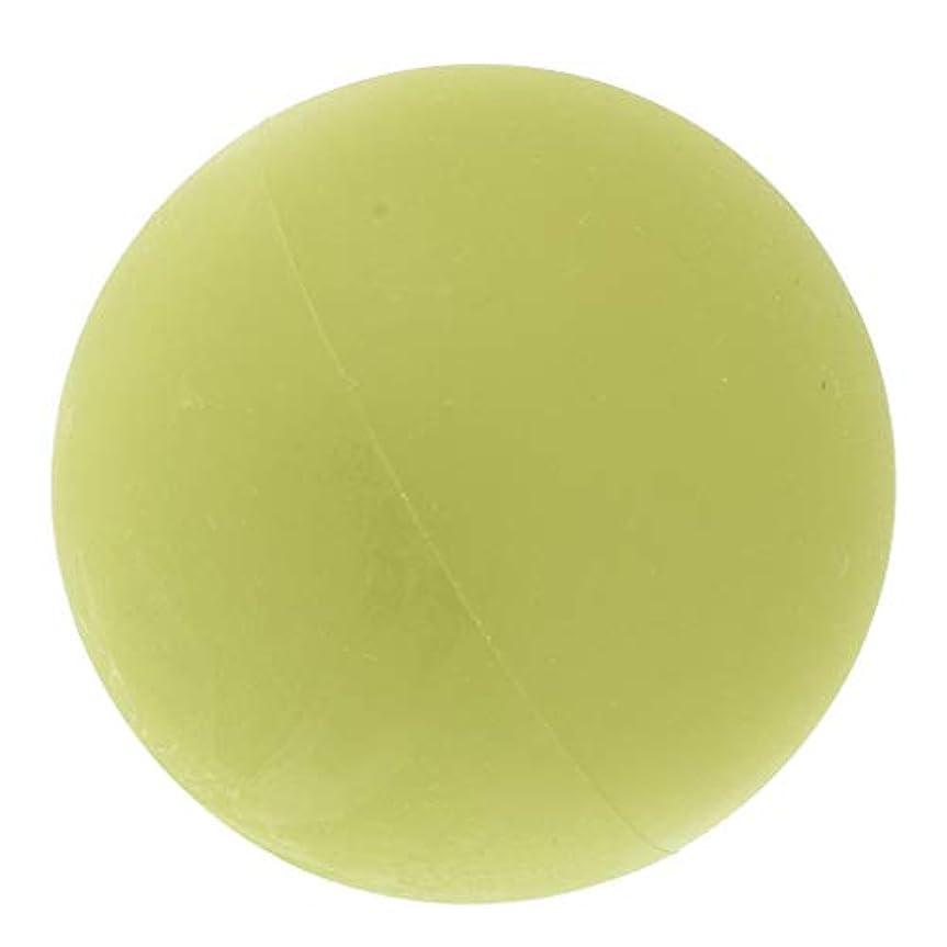 宝石なめらかな南方のP Prettyia マッサージボール トリガーポイント 筋膜リリース トレーニング ヨガ ツボ押しグッズ 全4色 - 緑