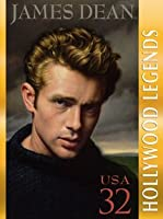James Dean - 1000pc Jigsaw Puzzle by White Mountain by Hollywood Legends