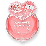 CANMAKE Cream Cheek 07 Coral Orange 1 Ounce