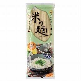 自然芋そば 米の麺 180g×10個                   JAN:4974064155050