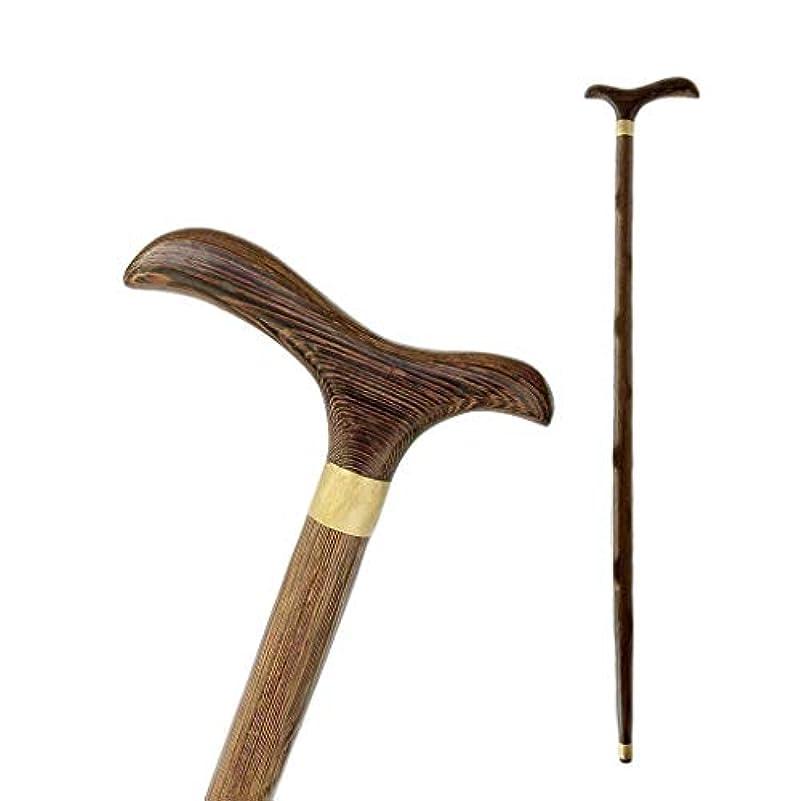 移民してはいけない本を読む木製の杖、天然木の杖、手作りの男性と女性のための杖歩行 - 長老のための最高の贈り物