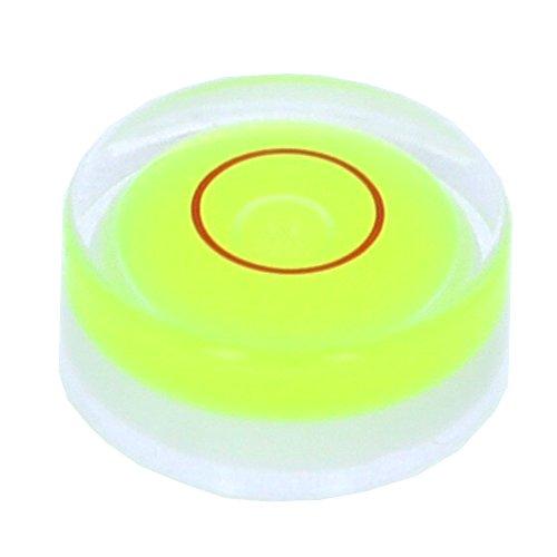 エビス(EBISU) 水平器 丸型気泡管 R20 機械取付用 グリーン 奥行2×高さ0.85×幅2cm