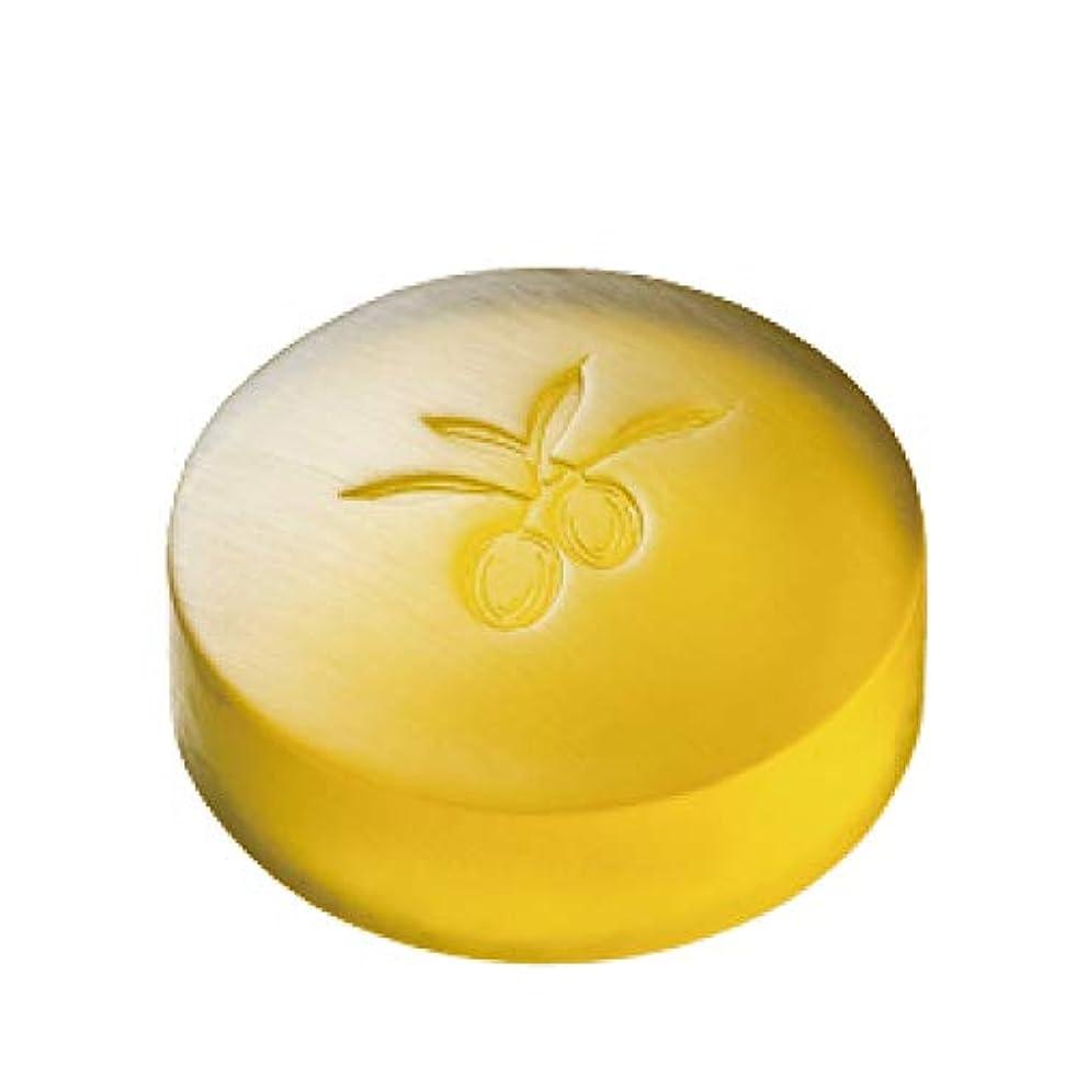 バルコニー抑圧影響するオリーブマノン 洗顔せっけん