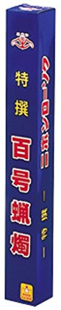 キャッチ複合啓示ニホンローソク 大100号 375g